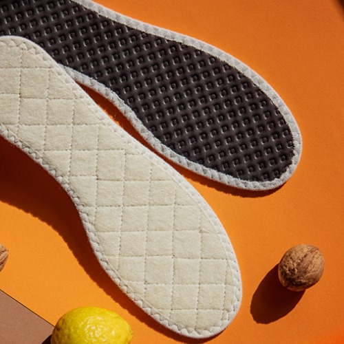 Зимние стельки для обуви Kaps Alu Tech