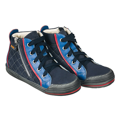 Memo New York 1DA Синие - Ортопедические кроссовки для детей (р.26-38) - Urban Classic