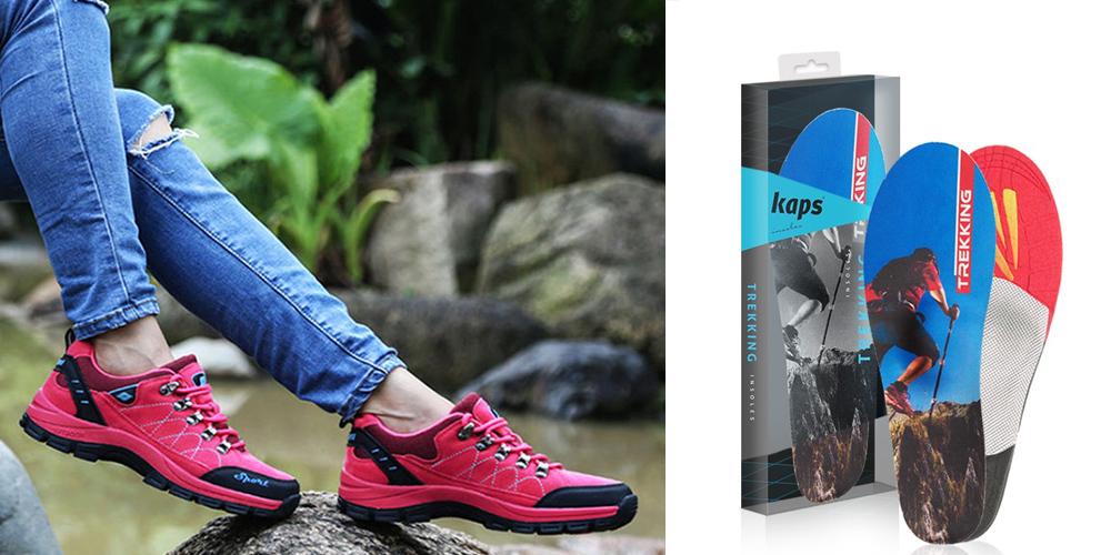 Kaps Trekking - Устілки для трекінгу (спортивного пішого туризму)