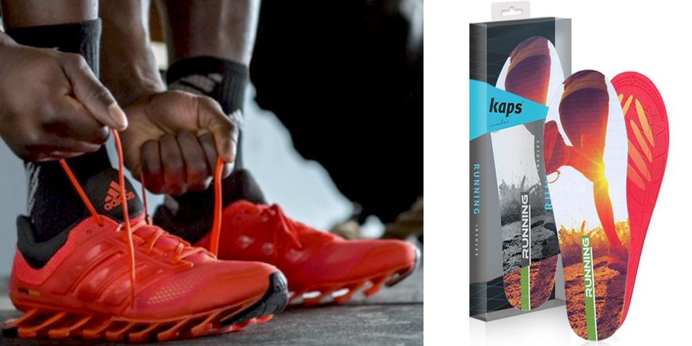 Kaps Running - Спортивні устілки для бігу
