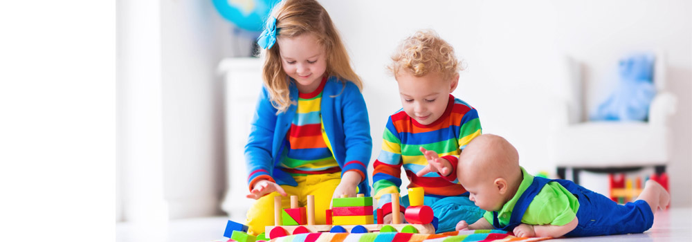 Активність дитини у віці 1-3 років Babyfoot