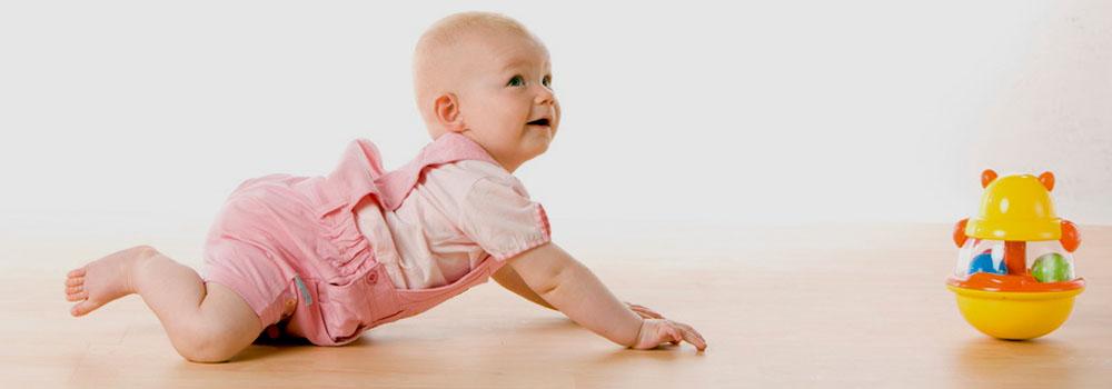 Варусна деформація стопи у дитини Babyfoot