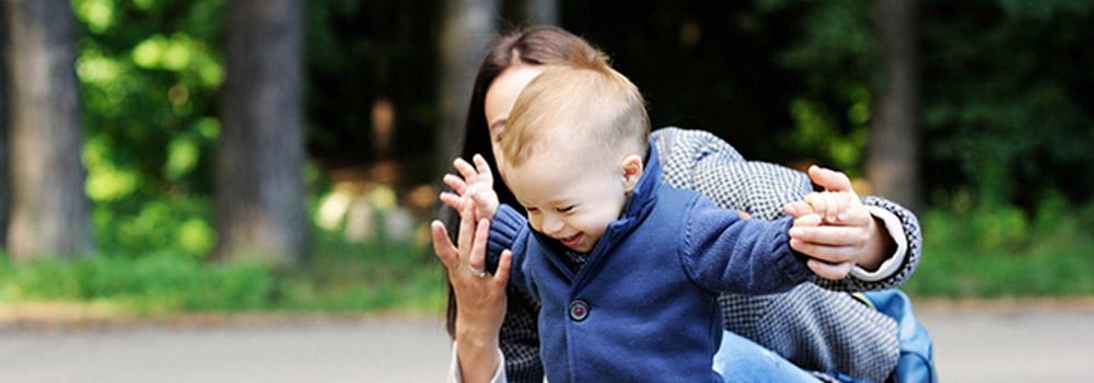 Весняні прогулянки з малюком Babyfoot