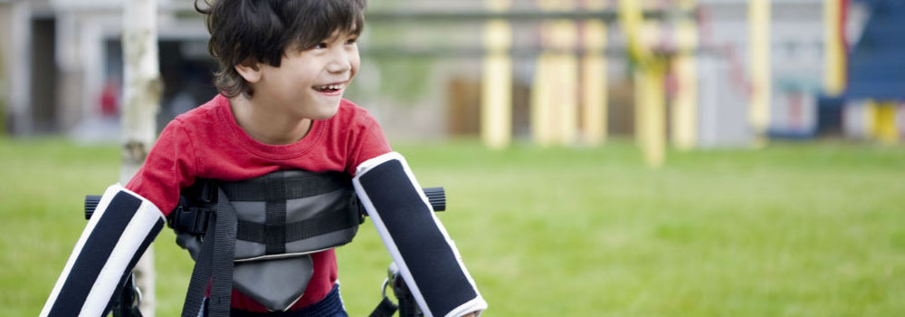 Дети с ДЦП: лечение - Babyfoot