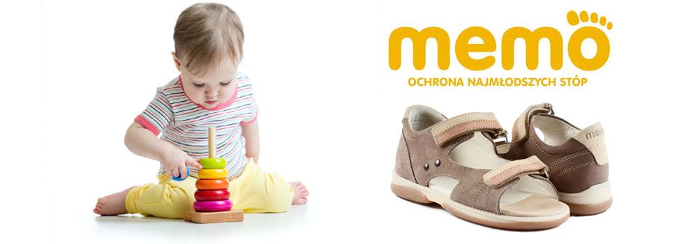 Дитяче ортопедичне взуття Мемо для Вашого малюка Babyfoot