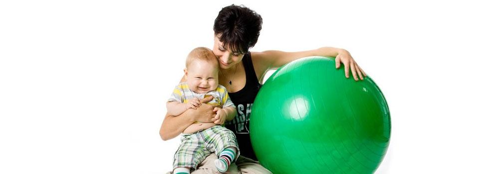 Заняття спортом після пологів – коли починати?  Babyfoot