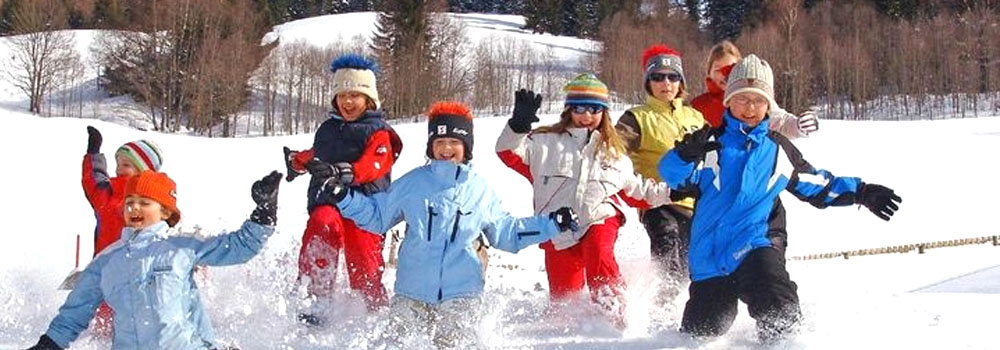 Зимові ігри з дитиною - Babyfoot