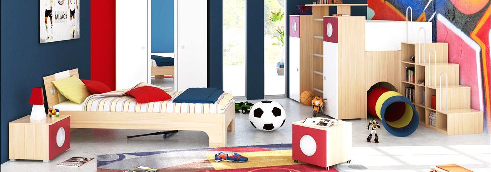 Інтер'єр у кімнаті – як підтримувати дитячий розвиток? Babyfoot