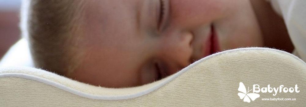 Какая подушка лучше всего подойдет ребенку?