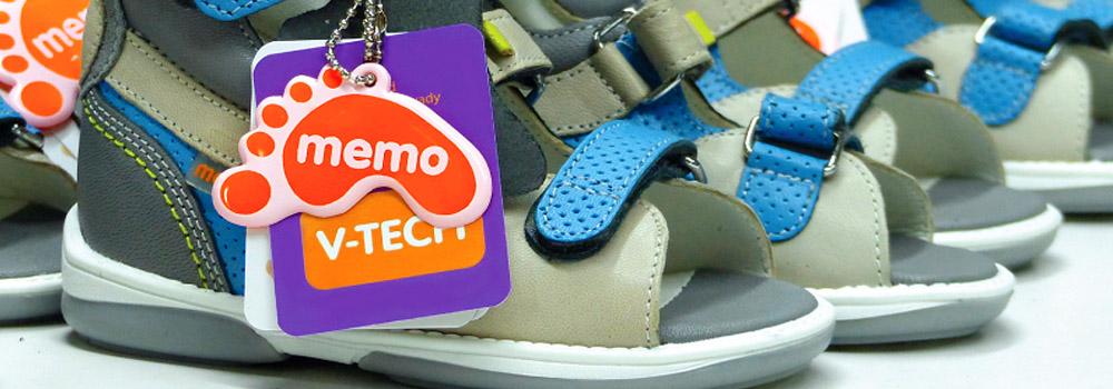 Якими перевагами порадує малюка і батьків дитяче взуття від Memo? Babyfoot