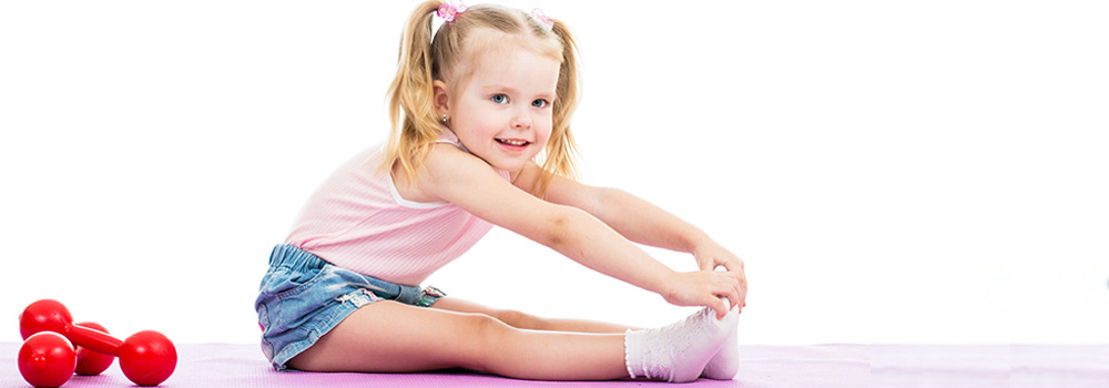Як заохочувати дитину бути фізично активною? Babyfoot