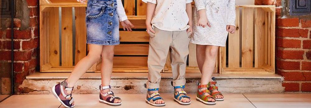 Як запобігти плоскостопості у дитини? - Babyfoot