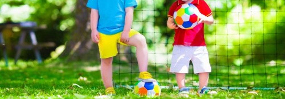 Як запобігти травмам при фізичній активності у дитини? Babyfoot