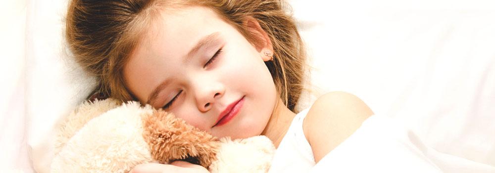 Як встановити корисні звички для сну дитині? Babyfoot