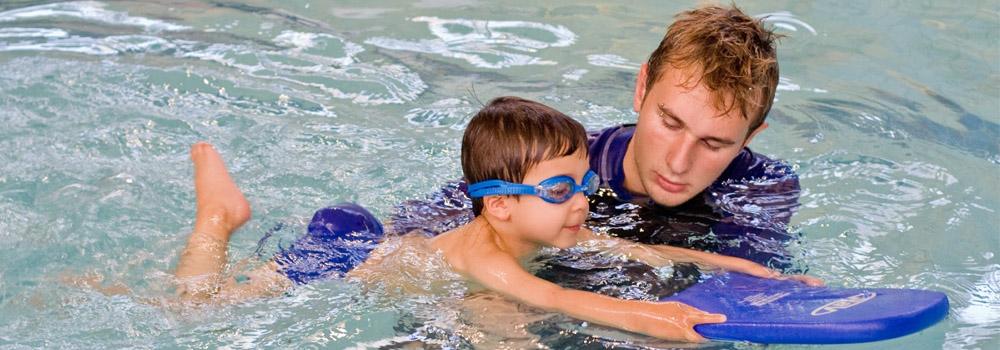 Коригуюча і компенсаційна роль плавання Babyfoot