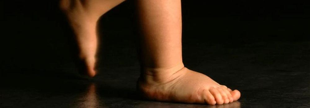 Научить ребенка ходить правильно – практические советы - Babyfoot