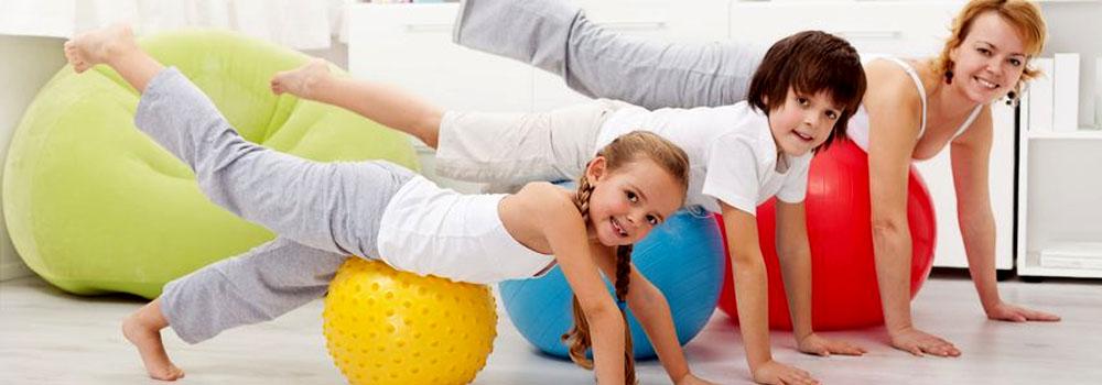 Навчання і розваги в одному. Домашні вправи для ніг частина 2