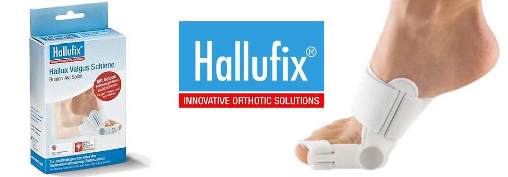 Ортопедические шины Hallufix - Babyfoot