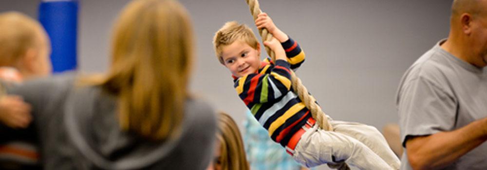 Осень, домашние упражнения  для детских ног