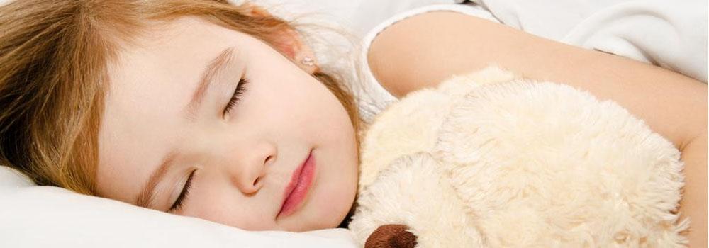 Основні переваги сну для Вашої дитини Babyfoot