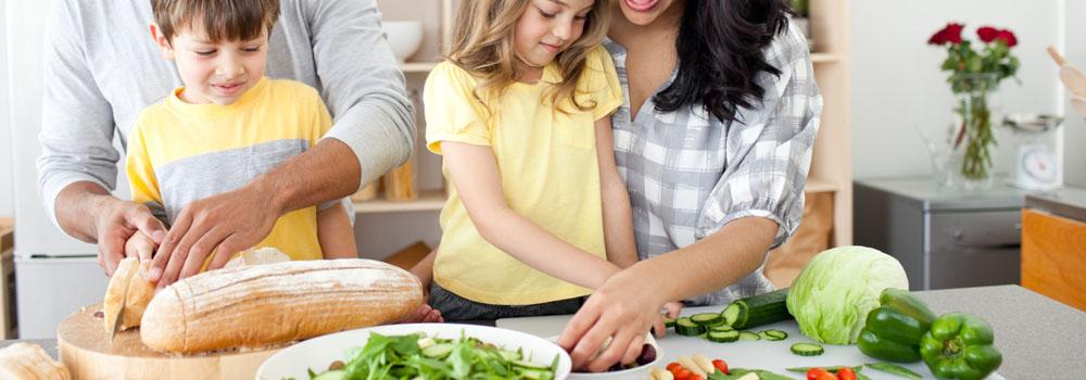 Питание и развитие ребенка