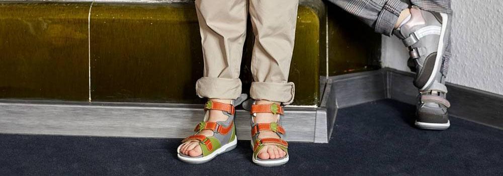 Чому дітям потрібне ортопедичне взуття? Babyfoot