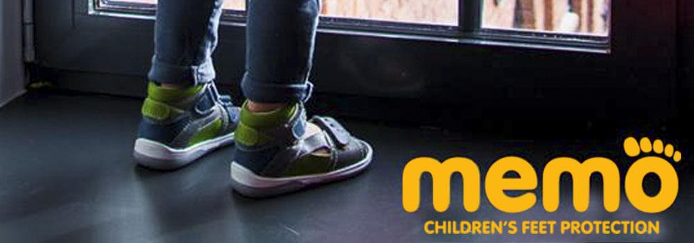 Правильна хода у дитини - Babyfoot