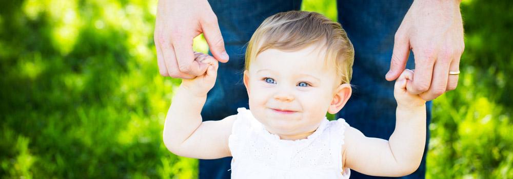 Переваги прогулянок для малюка Babyfoot