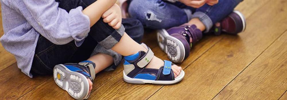 Ознаки того, що дитині потрібне нове взуття Babyfoot