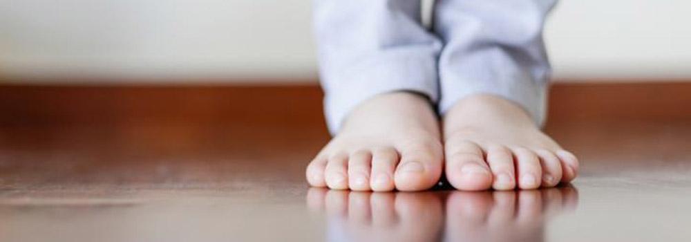 Профілактика плоскостопості у дітей - Babyfoot