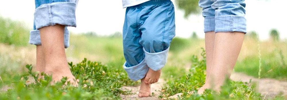 Розвиток дитячих стоп: про що варто подбати батькам? Babyfoot