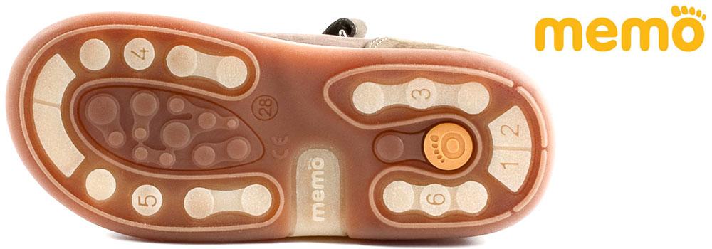 Система діагностики у взутті Мемо. Що вона собою являє?