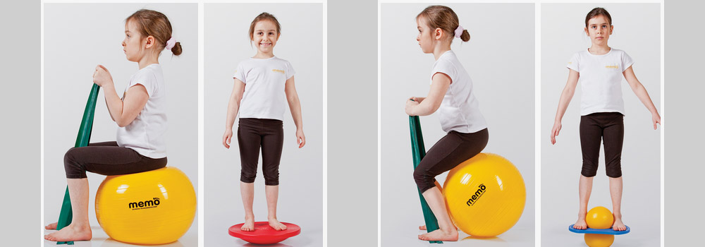 Спортивний куточок і корисні тренажери для дитини Babyfoot
