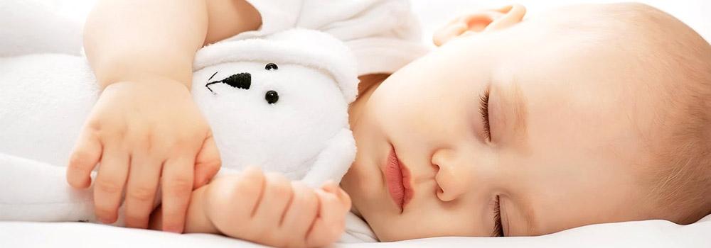 Навчаємо малюка хорошим звичкам перед сном Babyfoot