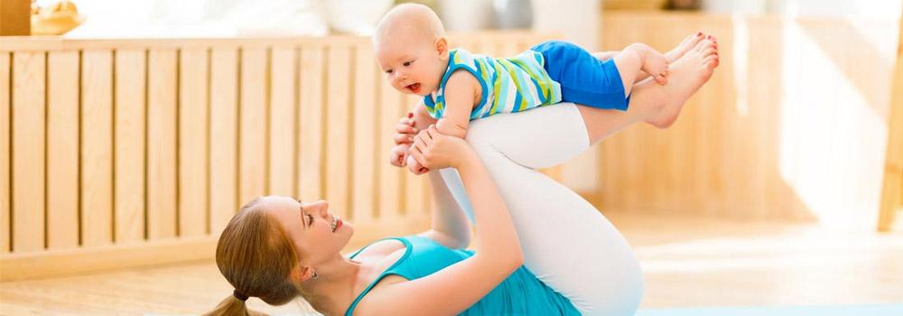 Фізична активність для дітей різного віку Babyfoot