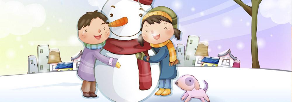 Чем заняться с ребенком на зимних каникулах? - Babyfoot