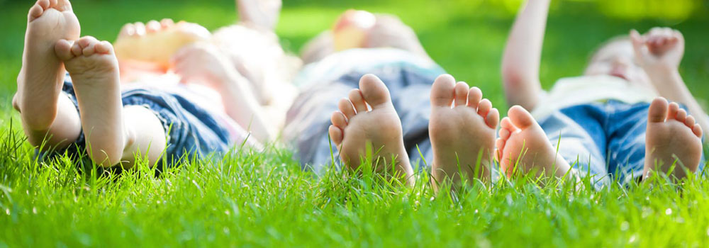 5 простих способів покращити здоров'я дитини Babyfoot