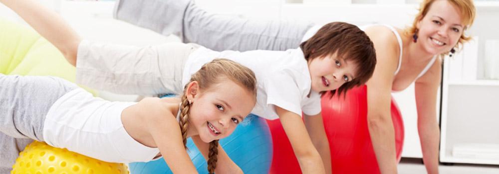 5 способів для фізичної активності всієї родини! Babyfoot