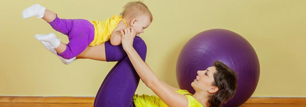 5 способів привчати малюка до фізичної активності Babyfoot