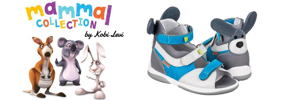 Mammal Collection - взуття для дітей від Кобі Леві!