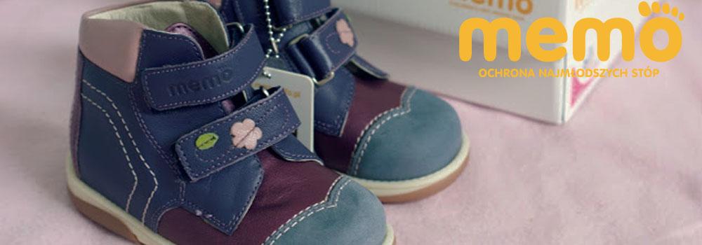 Демісезонне дитяче взуття бренду Memo - переваги і особливості Babyfoot