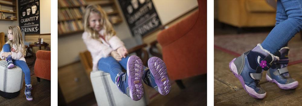 Дитяче взуття з найкращих матеріалів - моделі бренду Memo! Babyfoot