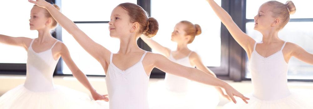 Заняття балетом для всебічного розвитку дитини! Babyfoot