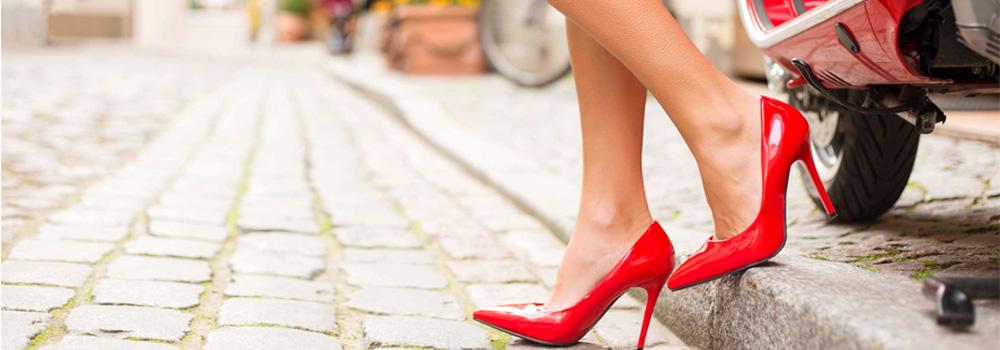 Как носить туфельки без боли и дискомфорта?  Обзор лучших приспособлений и аксессуаров для обуви на каблуках Babyfoot