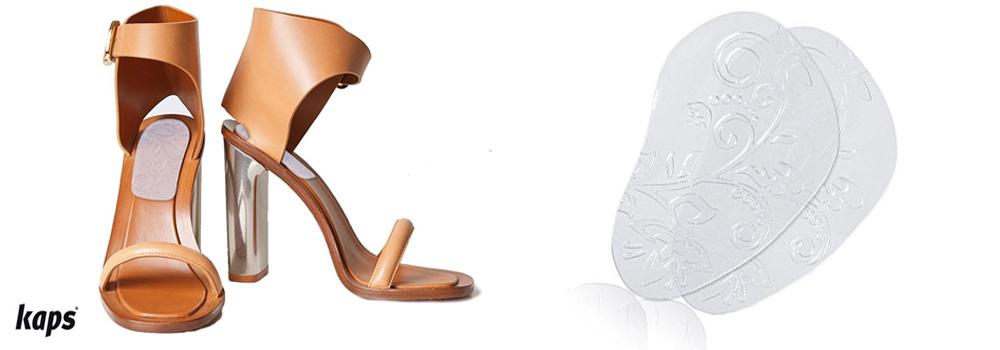 Як забезпечити ногам зручність і комфорт у взутті на високих підборах? Babyfoot