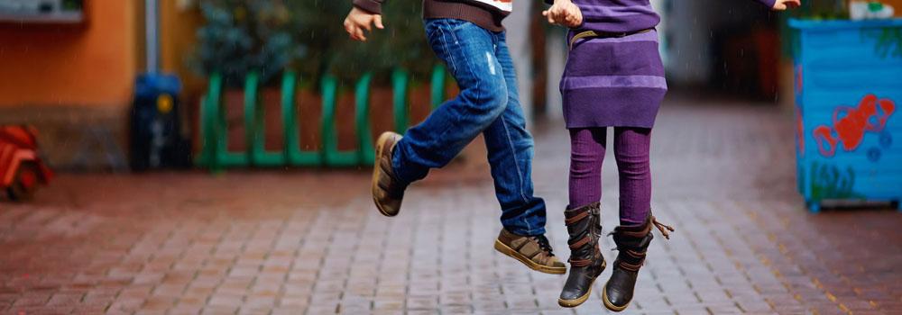 Як доглядати за дитячим взуттям: літнім, демісезонним, зимовим Babyfoot