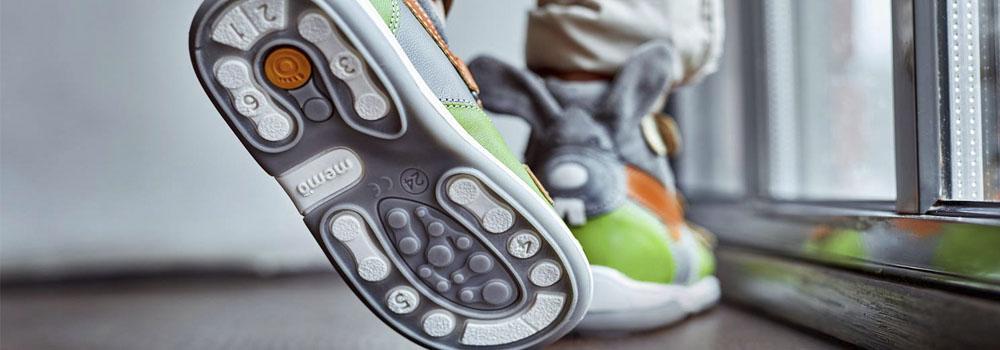 Система Memo - для діагностики розвитку маленьких ніжок Babyfoot