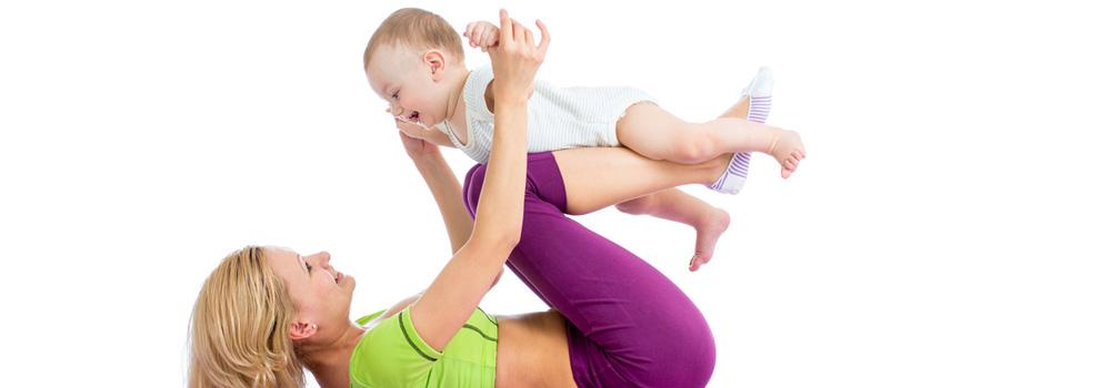 Фізична активність разом з дитиною Babyfoot