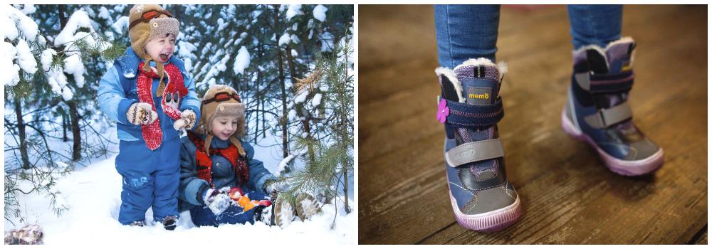 Готуємося до холодів: як купити хороше дитяче зимове взуття Babyfoot