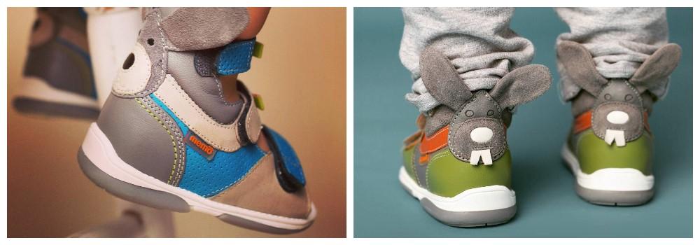 Як обрати взуття для дитячого садка дівчинці і хлопчику Babyfoot
